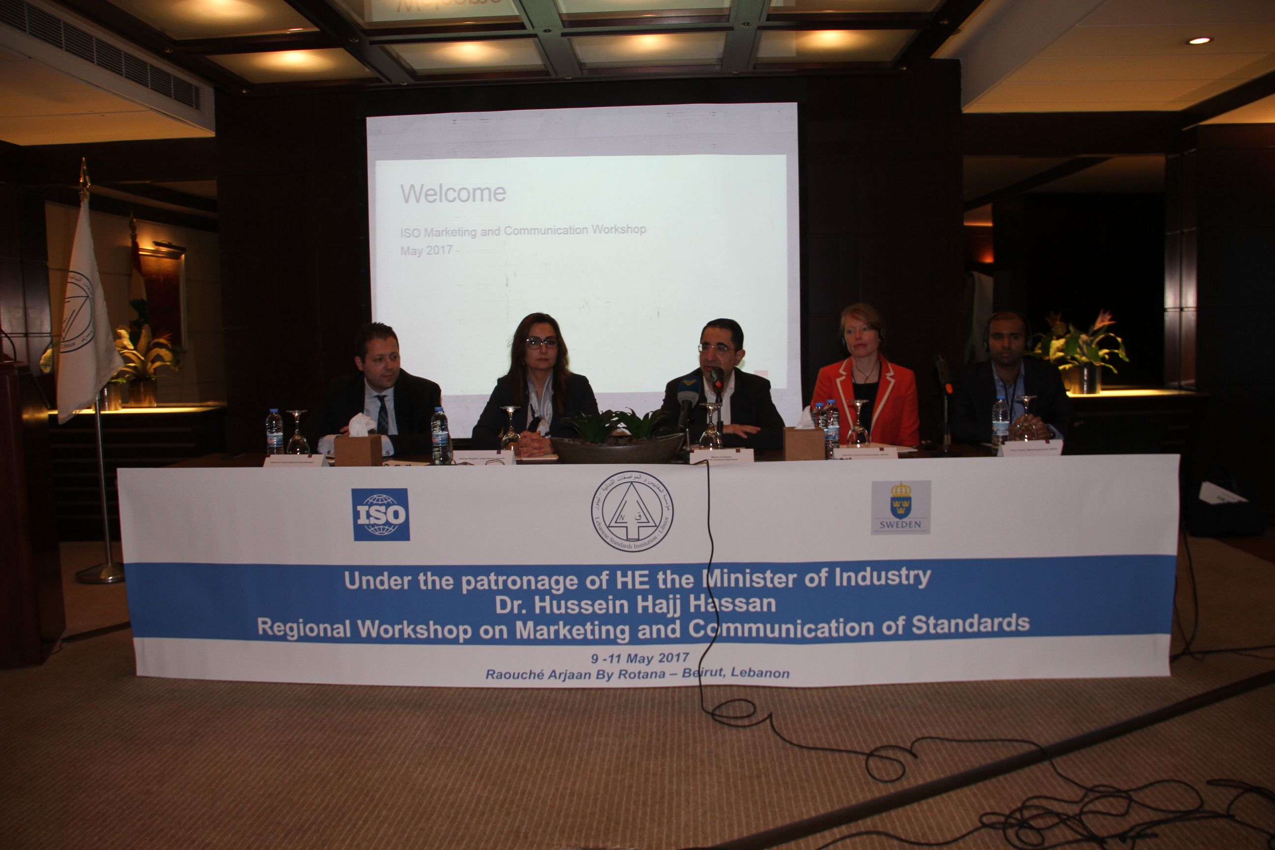 Regional workshop on marketting and communication of standards